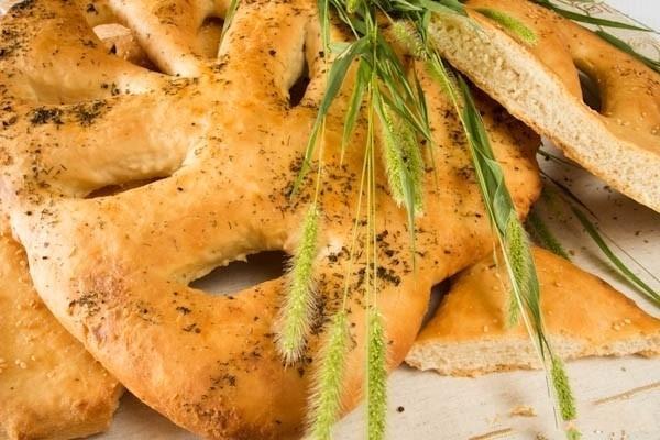 Хлеб фугас рецепты