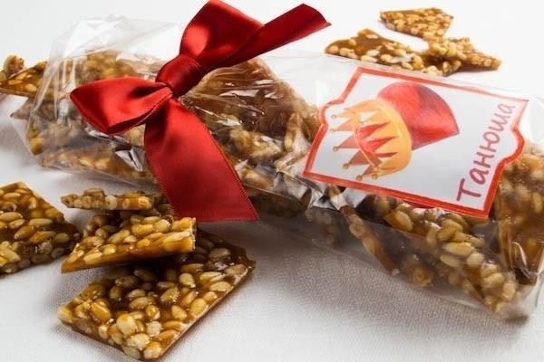 десерт из кедровых орешков