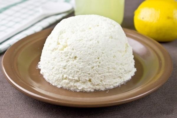 Рецепт рикотты домашнего приготовления