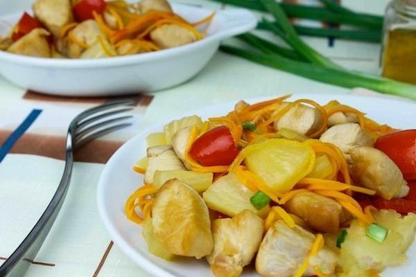 Диетические низкокалорийные блюда рецепты с указанием калорий