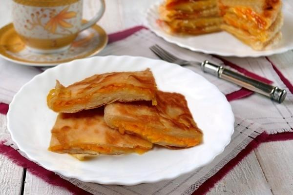 Тесто для плацинды рецепт на кефире