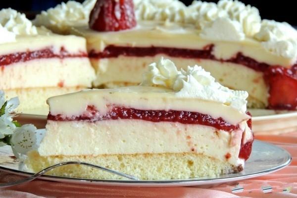 торт летний рецепт