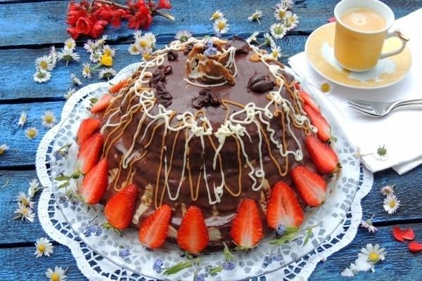 Французкие торты фото