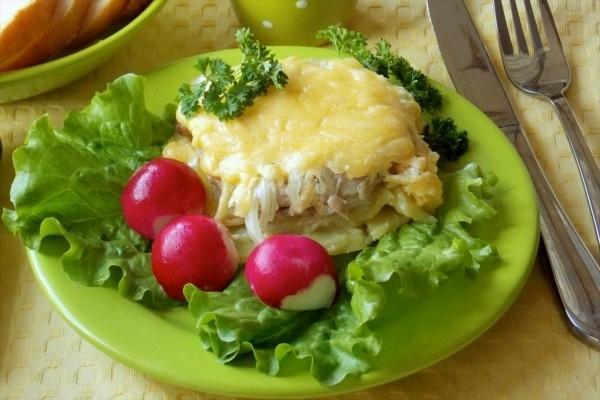 Кухня мясо по французски рецепт