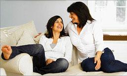Как признаться в любви… родителям