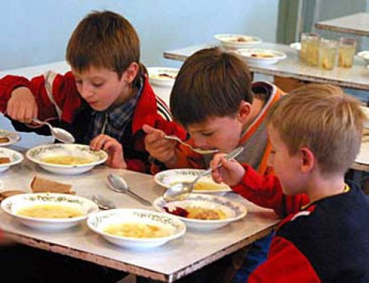 Дети за здоровое питание 64