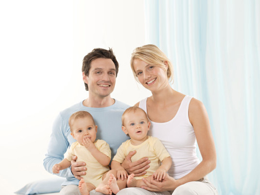 фото молодой семьи