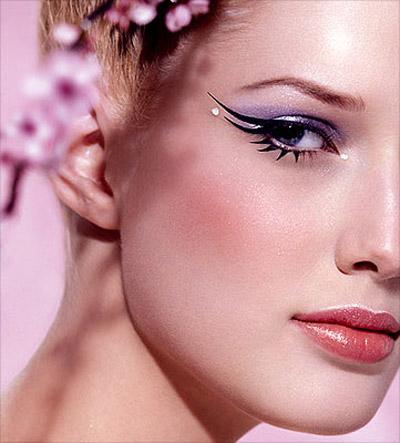 профессиональный макияж пошаговое фото