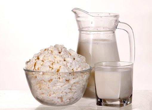 какие молочные продукты можно употреблять при аллергии