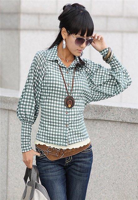 Модные Блузки Женщин