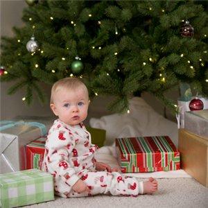 Новый год для маленького ребенка