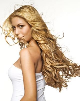 Как сделать волосы красивее и пушистее