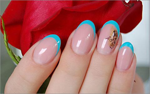 Маникюр здоровые и красивые ногти