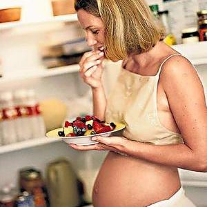 Сколько ккал должна потреблять беременная женщина