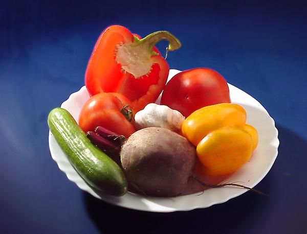 Овощи и фрукты для повышения потенции