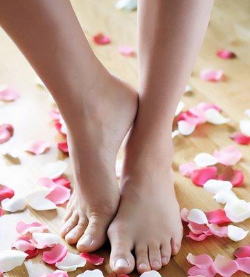 Как сделать кожу на ногах нежной и гладкой? - Мода 94