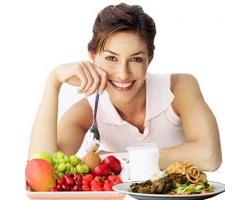 Как правильно питаться и быть в форме