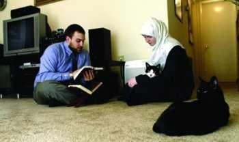 Секс мужа и жены в исламе