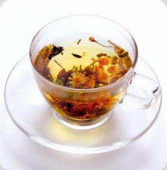 какие травяные чаи пить для похудения