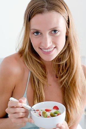 что кушать чтобы похудеть во время беременности