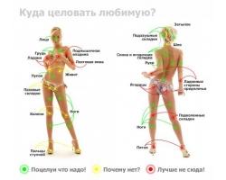 Эрогенные зоны женщин и как ласкать — pic 4