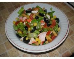 Самые вкусные и полезные салаты