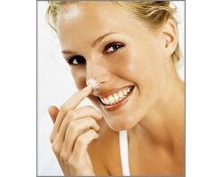 Очистить лицо от черных точек сода и пена для бритья