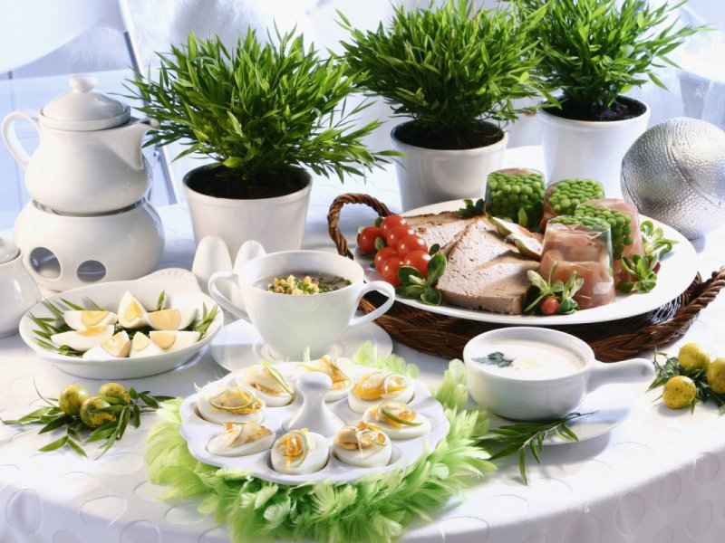 Кабардино-балкарское блюдо