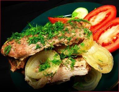 Простые домашние рецепты второго блюда