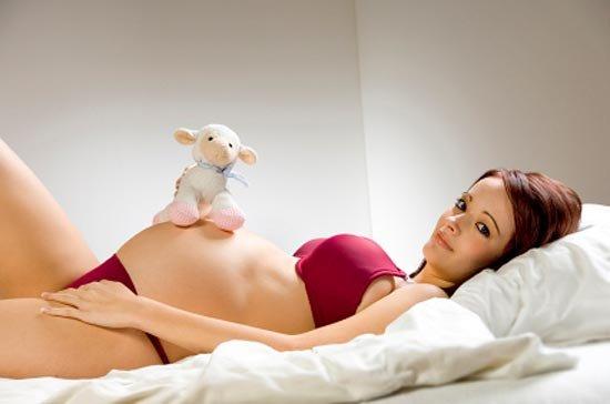 Мне хватает секса жена беременна