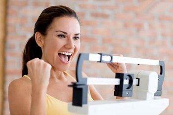 как правильно сбросить вес после родов