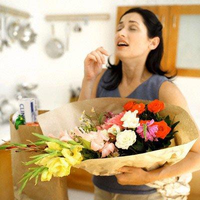 аллергия на запахи как лечить
