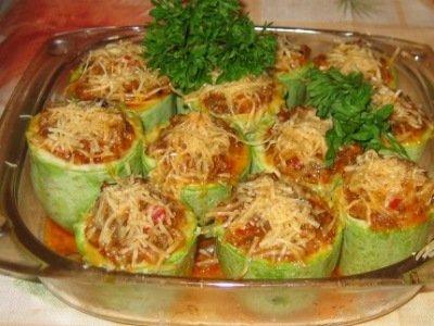 Кулинарные рецепты блюда из кабачков