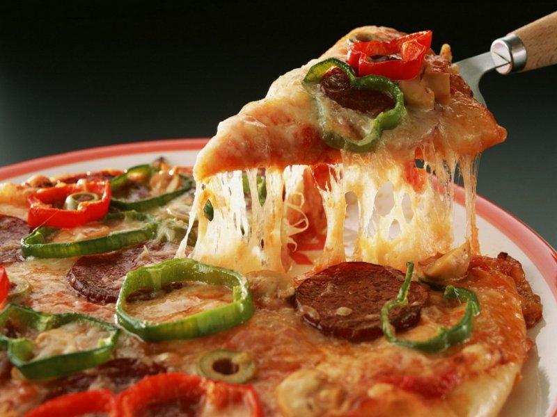 рецепт итальянской пиццы в домашних условиях с ананасом
