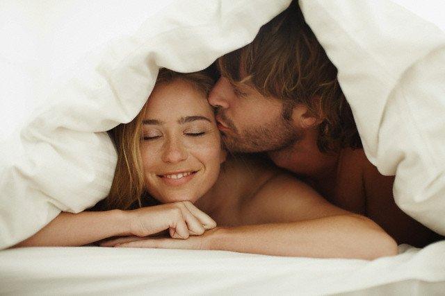 Любовь и секс после родов