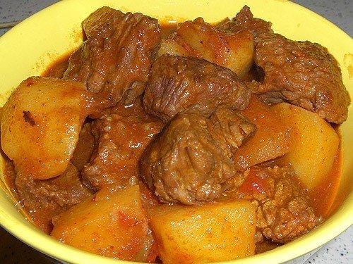 блюда из мяса рецепты легкие в приготовлении