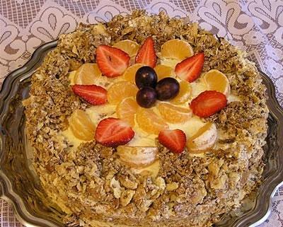 рецепты пирогов с фото и тортов