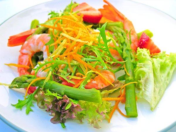 рецепты маринованных салатов быстрого приготовления