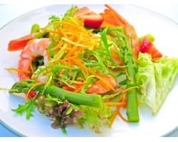Рецепты салатов с фотографиями быстрого приготовления