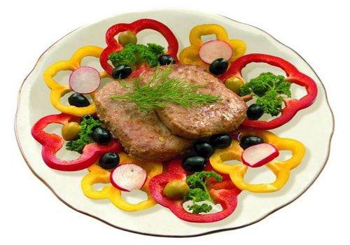Рецепт салата тбилиси с фасолью
