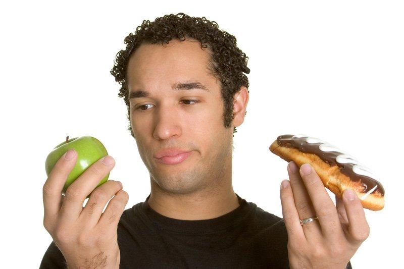 Сексуальная диета мужская