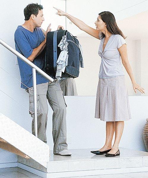 Бытовые проблемы в отношениях