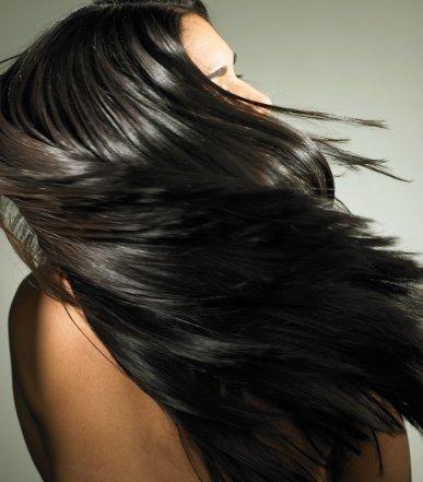 Фото волос брюнетки