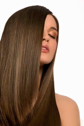 Волосы красивые хочу