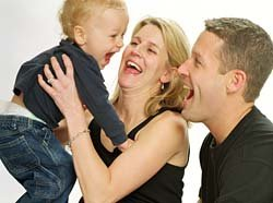 Отношения родителей и глухого ребенка