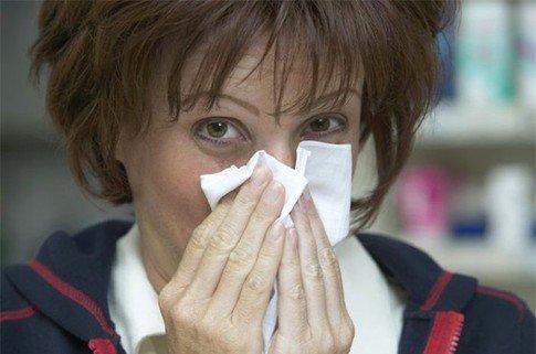 После кунилингуса может быть аллергия