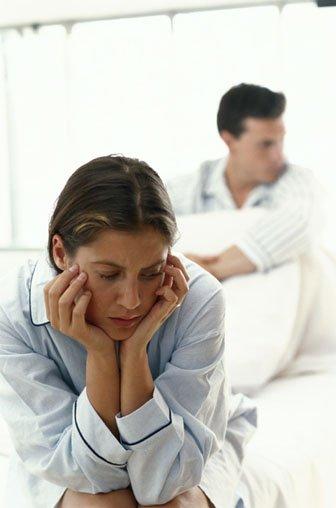 Есть у мужчины эмоции к постоянной партнерше по сексу