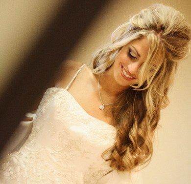 Прически на свадьбу в домашних условиях