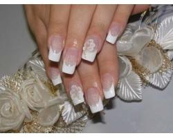 Дизайн острых нарощенных ногтей фото