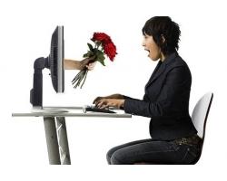 этапы знакомства в сети